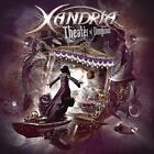 XANDRIA-THEATER OF DIMENSIONS (2CD MEDIABOOK)-CD2 NAPALM RECORDS NEU