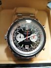 BREITLING NAVITIMER GENEVE OVERSIZE MODEL AUTOMATIC WATCH IRAQ AIR FORCE LIMITED