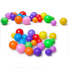 10Pcs Bright Color Kursaal Toy Ball Swim Pool Sea Ball for Kids Entertainment