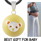 Mexican bolas Mommy Jewelry Pregnancy Angel Caller Chime Ball with Necklaces