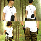 Unisex Army Camo Belt Bag Loop Hook Pouch For Mobile Phone Holster Pouch Case