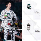 KPOP SHINEE FIVE Cartoon T-shirt Unisex TAEMIN KEY Tshirt Short Sleeve Cotton