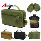 1000D Tactical Molle Utility Magazine Drop Pouch Bag With Bullet Holder for Vest