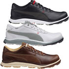 Puma Golf Mens BioDrive Leather Waterproof Spikeless Golf Shoes 36% OFF RRP