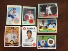 2017 MLB Topps Heritage PICK Your INSERT Make a Lot CHOICE from List by YFTS