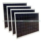 250W Solar Panel 500W 1000W 1KW for 12V / 24V Battery Power Charge off / on Grid