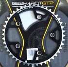 Gebhardt Compact Chainring. 34t-48t. Black or Silver