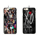 The Weeknd XO Collage OVOXO Protector Hard Case Cover For iphone 7 / 7 plus