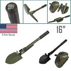 Внешний вид - Multi-functional Military Folding Shovel Survival Spade Emergency Garden Camping