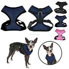 New Pet Products Soft Polyester Mesh Vest Harness For Dog EN24H02
