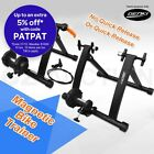 Genki Indoor Magnetic Bicycle Trainer Bike Training Cycling Stand Home Gym