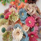Artificial Flowers Silk flower Head Use For Wedding Decoration 8 Colors Choose