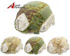 Airsoft Tactical Military Helmet Cover for Ops-Core Fast Helmet BJ/PJ/MH Camo