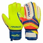 MIT IHREM NAMEN Reusch Torwarthands. SERATHOR PRIME S1 FINGER SUPPORT JUNIOR NEU