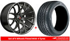 Alloy Wheels & Tyres 19'' Axe CS Lite For Land Rover Range Rover [L322] 02-12