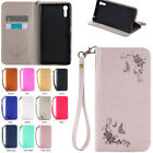 For Sony Xperia M4 Z4 Z3 Z5 PU Leather Flip Wallet Stand Card Slots Case Cover