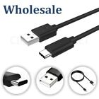 JOBLOT BULK WHOLESALE TYPE-C 3.1 USB 2.0 CHARGING CHARGER SYNC DATA CABLE