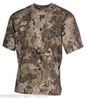T-SHIRT MILITAIRE ARMY CAMOUFLAGE MANDRA SNAKE FG