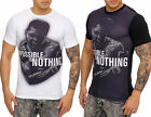 Ali Impossible is nothing Kurzarm Shirt Clubwear T-Shirt Shortsleeve