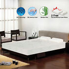 "New 10"" inch COOL GEL Memory Foam Mattress TWIN FULL QUEEN KING w/ Bamboo Cover"