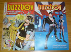 Buzzboy TPB 1-2 VF complete series - world's most upbeat super hero - sky dog