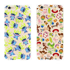 For iPhone Cartoon Stitch Toy Story Soft Silicone Original Funny Case Cover