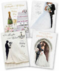 Wedding Day Card Husband Wife Grandson Granddaughter Son Daughter Niece Nephew