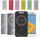 Ice View Mirror Flip Smart Case Protective Cover For HTC 10 m10 Case US STOCK