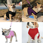 New Pet Puppy Dog Soft Mesh Walking Collar Strap Vest Harness Apparel 5 Size  JR