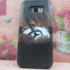 Denver Broncos #GLOVE Rugged Impact Armor Case for Samsung Galaxy S8 & S8 Plus