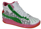 Puma GV Special X Sibling Ltd Edition Hi-Top Mens Trainers White 357871-01 D17