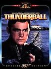 Thunderball (Special Edition)Sean Connery James Bond DVD action adventure movie $3.19 USD