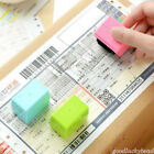 1 PC Plus Guard Your ID Roller Stamp SelfInking Stamp Messy Code Security Office