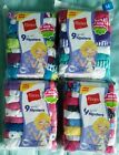 Hanes Girls' Hipster Underwear, 9-Pack, Size 14, Different Colors - New / Sealed