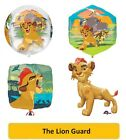 """THE LION GUARD FOIL BALLOONS (SuperShape/Kids/Birthday/Party/Foil/18""""/Latex)"""