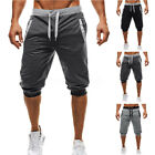 INCERUN Men's Summer Baggy Joggers Gym Harem Slacks Pants Trousers Sport Shorts