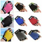 Cycling Sport Gloves Half-finger Sun Protection Breathable Anti Slip Supplies