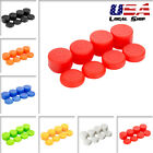 8Pcs Thumbstick Cap Raised Thumb Grip for Playstation 4 PS4  Xbox Controller