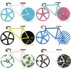 DOIY Official Fixie Bike Pizza Cutter Bicycle Pizza Slicer Wheel Stainless Steel