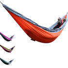 Chic Double Person Travel Sleep Swing Camping Outdoor Parachute Hammock