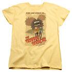 Star Trek Tribble Threat Womens Short Sleeve Shirt