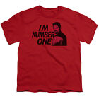 Star Trek Im Number One Big Boys Youth Shirt