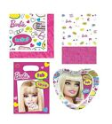 BARBIE Birthday Party Range (Tableware & Decorations) OLD Amscan/BARBIE FAB/BBS
