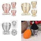 1PC Beauty Blender Sponge Holder,Gold Rose Gold Makeup Drying Stand Storage - LD