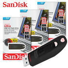 SanDisk CZ48 16GB 32GB 64GB USB3.0 Ultra BackUP Flash Pen thumb Memory Key Drive