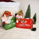 New Cute Merry Christmas Ornaments Festival Home Tree Door Hanging Decoration S