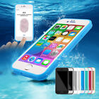 For Apple iPhone5S SE 6S 7 8 Plus Waterproof Shockproof Rubber TPU Case Cover ER