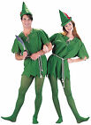 Peter Pan Costume Adult Elf Elf Robin Hood Pixie 84077