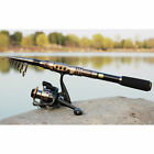 Great Telescopic Fishing Rod Spinning Fish Hand Tackle Sea Carbon Fiber OP