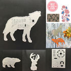 Metal Cutting Dies Stencil DIY Scrapbooking Album Paper Card Embossing Craft M7